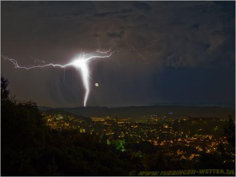 Wettervorhersage Tübingen